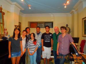 Summer Teen Jazz Workshop